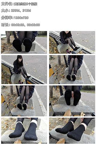【视频】雯雯学妹约拍